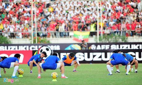 Myanmar vs Viet Nam (1-2, hiep 2): Cong Vinh lap cong - Anh 7