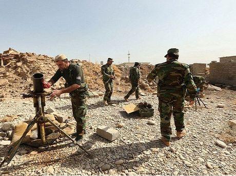 Luc luong Iraq quyet cat dut tuyen duong tiep te Mosul-Raqqah cua IS - Anh 1