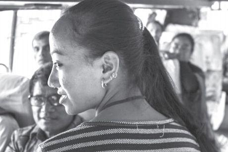 Nan buon nguoi bung phat o Nepal - Anh 1
