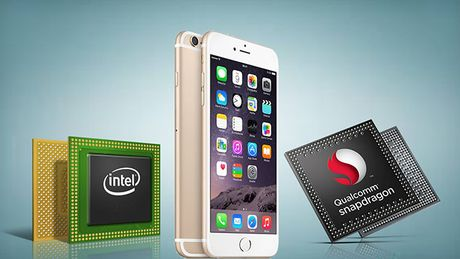 "Apple ""khong che"" toc do chip LTE Qualcomm tren iPhone 7 - Anh 1"