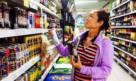 Nguoi Sai Gon co the uong 40 trieu lit bia dip Tet nay - Anh 1