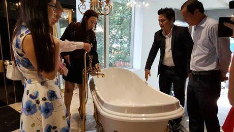 Toto truc tiep dieu hanh showroom dau tien tai TP HCM - Anh 3