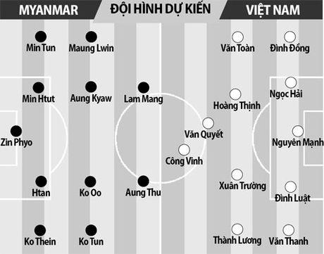 Myanmar vs Viet Nam, 18h30 ngay 20/11 VTV6: Niem tin chien thang - Anh 3