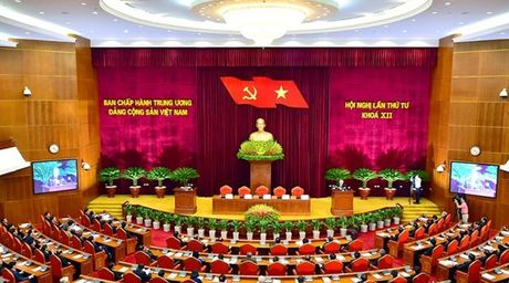 Bo Chinh tri chi dao co cau lai NSNN, quan ly no cong - Anh 1