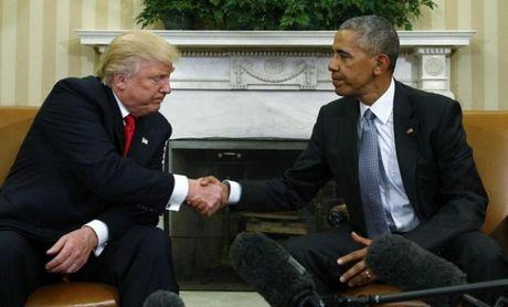 Tong thong Obama keu goi cho ong Trump thoi gian - Anh 1
