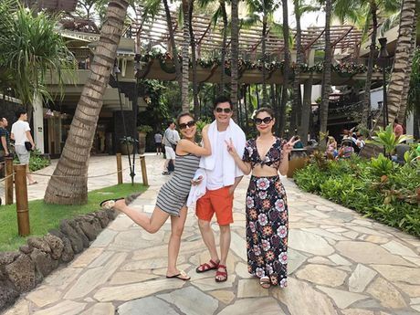 'Bup be' Thanh Thao mac ao tam khoe duong cong sau quyet tam giam 6 kg - Anh 7