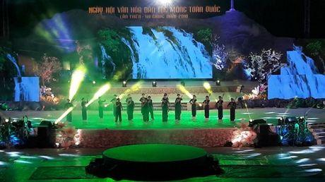 Ha Giang: Be mac le Hoi van hoa dan toc Mong toan quoc lan thu 2 - Anh 1