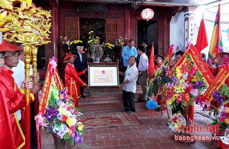 Don bang Di tich Lich su nha tho ho Phan Dinh, den va mo Hau Han - Anh 3