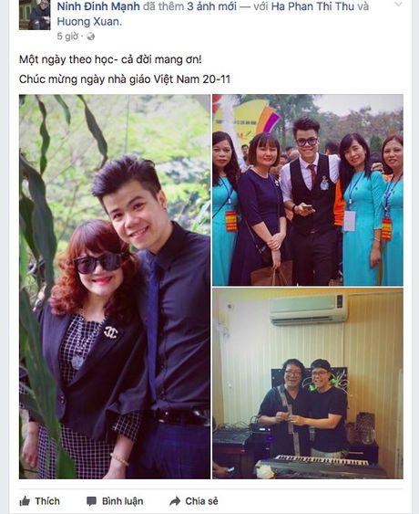 Cam dong voi nhung loi tri an thay co cua sao Viet nhan ngay 20/11 - Anh 6