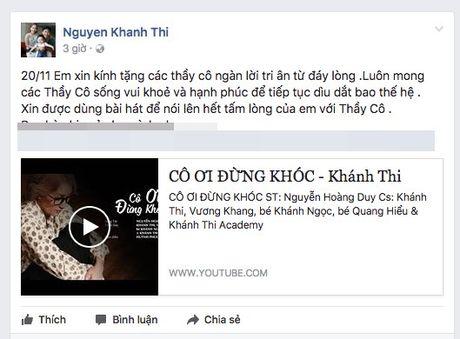 Cam dong voi nhung loi tri an thay co cua sao Viet nhan ngay 20/11 - Anh 7