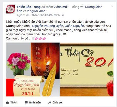 Cam dong voi nhung loi tri an thay co cua sao Viet nhan ngay 20/11 - Anh 9