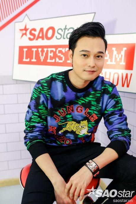 Clip: Quang Vinh se phan ung ra sao neu bi fan tay chay vi khong hai long nguoi yeu? - Anh 2