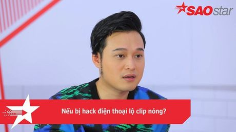 Clip: Quang Vinh se phan ung ra sao neu bi fan tay chay vi khong hai long nguoi yeu? - Anh 3