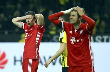 Nguoi cu Mario Goetze giup Dortmund ha Bayern Munich - Anh 1