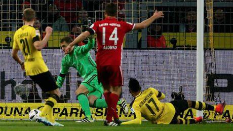 Nguoi cu Mario Goetze giup Dortmund ha Bayern Munich - Anh 2