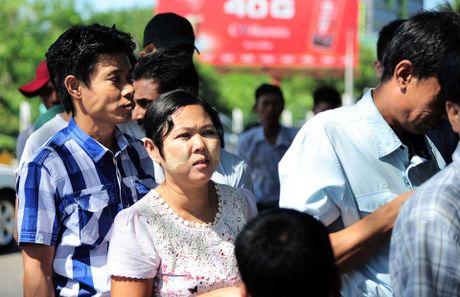 AFF Cup 2016 o Myanmar vang 'phe' ve - Anh 10