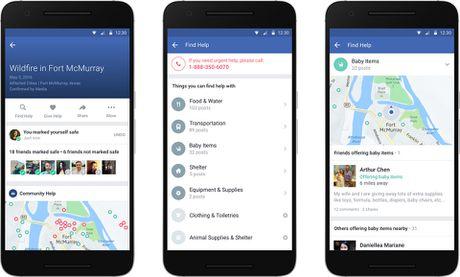 Facebook cho phep nguoi dung tu bat tinh nang kiem tra an toan - Anh 1