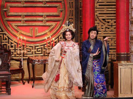 Hoai Linh: Tran Thanh 'duoi co' Ninh Duong Lan Ngoc - Anh 1