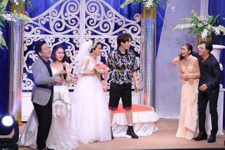 Hoai Linh: Tran Thanh 'duoi co' Ninh Duong Lan Ngoc - Anh 2