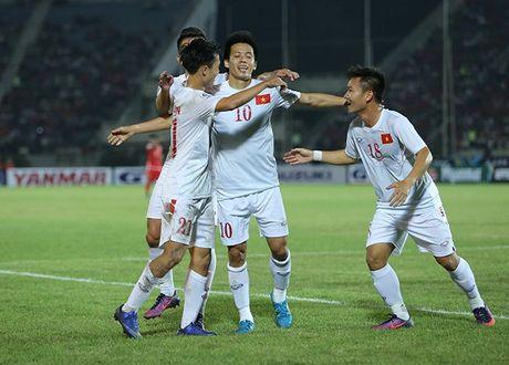 Cong Vinh ghi ban thang thu 50, thay tro Huu Thang nhoc nhan 'vuot ai' - Anh 2