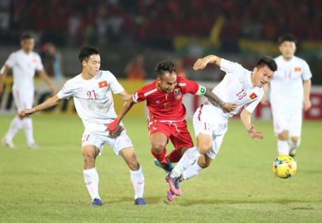 Cong Vinh ghi ban thang thu 50, thay tro Huu Thang nhoc nhan 'vuot ai' - Anh 4