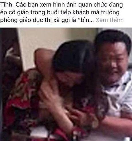 Dak Lak: Xu ly ong Nguyen Lien vi tung tin xuc pham giao vien tren Facebook - Anh 1