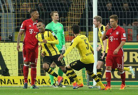 Aubameyang toa sang giup Dortmund ha guc Bayern - Anh 3