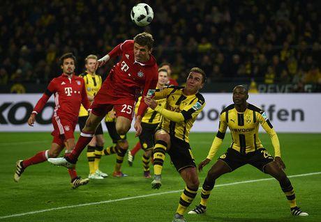 Aubameyang toa sang giup Dortmund ha guc Bayern - Anh 4