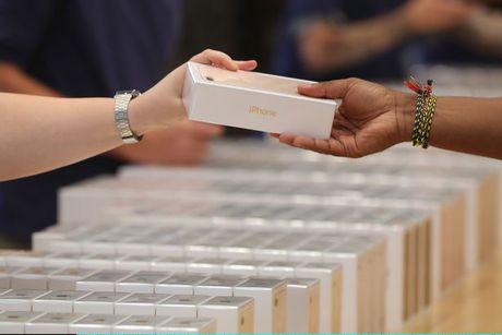 Apple muon dua day chuyen san xuat iPhone ve My - Anh 1