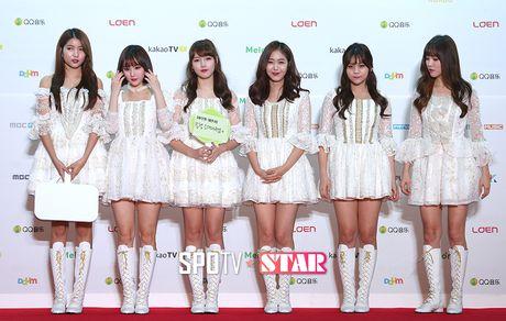 EXO, BTS thong tri le trao giai trong dem bieu tinh o Han - Anh 5