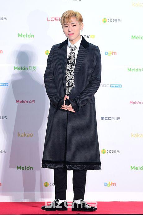 EXO, BTS thong tri le trao giai trong dem bieu tinh o Han - Anh 8