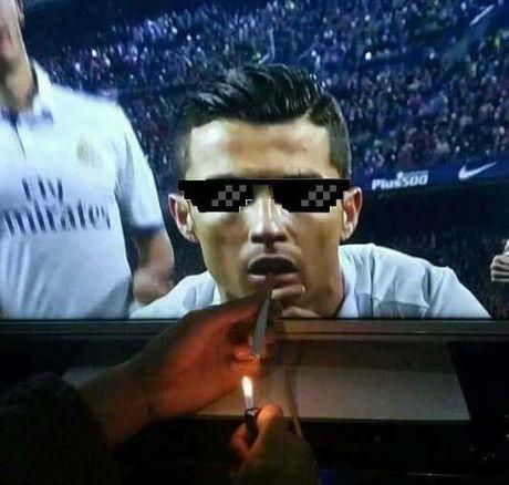 No ro anh che kieu an mung moi cua Ronaldo - Anh 10