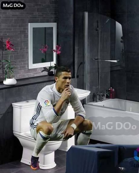 No ro anh che kieu an mung moi cua Ronaldo - Anh 6