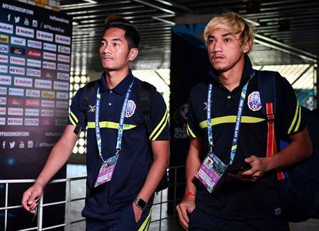 Malaysia vs Campuchia (3-2): Nguoc dong an tuong - Anh 12