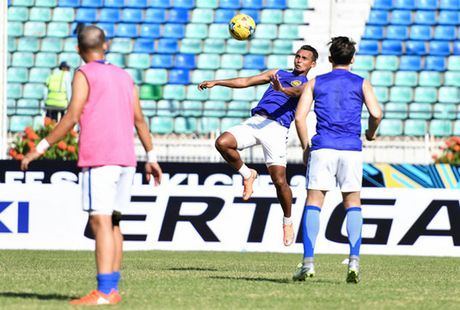 Malaysia vs Campuchia (3-2): Nguoc dong an tuong - Anh 16
