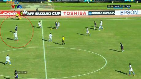 Malaysia vs Campuchia (3-2): Nguoc dong an tuong - Anh 18