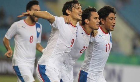 Malaysia vs Campuchia (3-2): Nguoc dong an tuong - Anh 5
