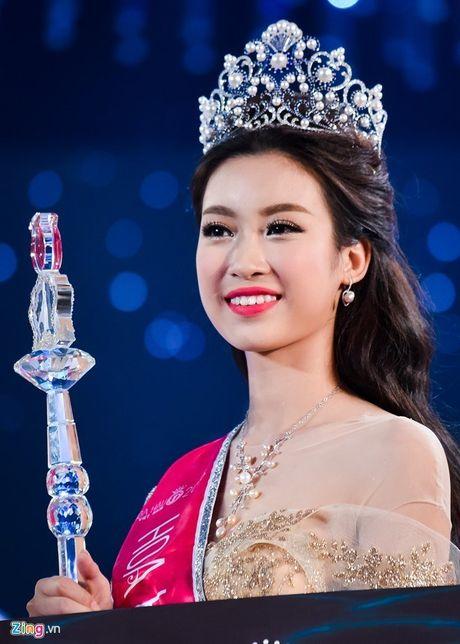 Hoa hau Do My Linh hoi han vi noi xau thay co tren Facebook - Anh 1