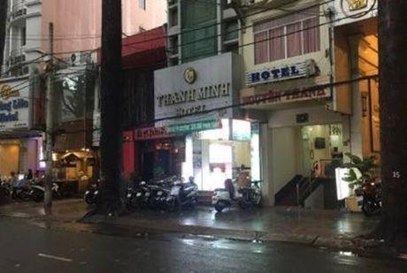Viet kieu Phap tu vong trong khach san o Sai Gon - Anh 1