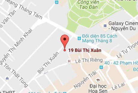 Viet kieu Phap tu vong trong khach san o Sai Gon - Anh 2