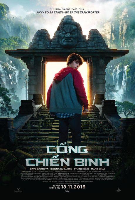 'Cong chien binh': Sao Hoa ngu lan at sao Hollywood - Anh 1
