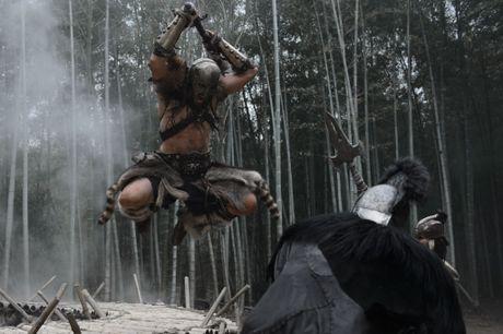 'Cong chien binh': Sao Hoa ngu lan at sao Hollywood - Anh 3