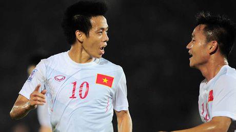 Cong Vinh giup tuyen Viet Nam thang nghet tho truoc Myanmar - Anh 6