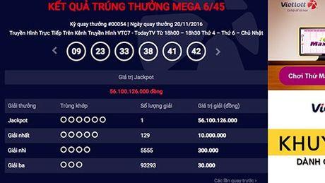 Lai trung so 56 ty: Ty phu xo so thu 4 Viet Nam xuat hien - Anh 1