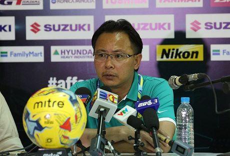 Thang nhoc Campuchia, HLV Malaysia do loi tai thoi tiet - Anh 1