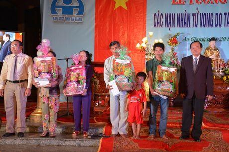 An Giang tuong niem nan nhan tu vong do TNGT - Anh 3
