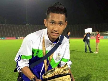 Campuchia bi danh gia yeu nhat bang B gay an tuong - Anh 1