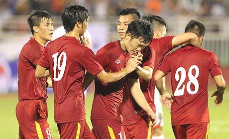 TRUC TIEP Myanmar 0-0 Viet Nam: Cong Vinh va Van Quyet da chinh, Cong Phuong va Thanh Luong du bi (Hiep 1) - Anh 11