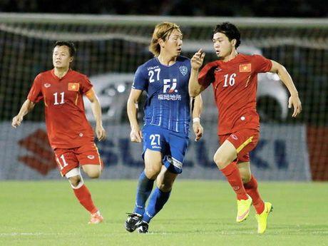 AFF Cup va noi buon bong da mien Nam - Anh 2