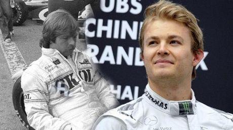 Keke va Nico Rosberg: Hai con duong, mot dich den - Anh 1